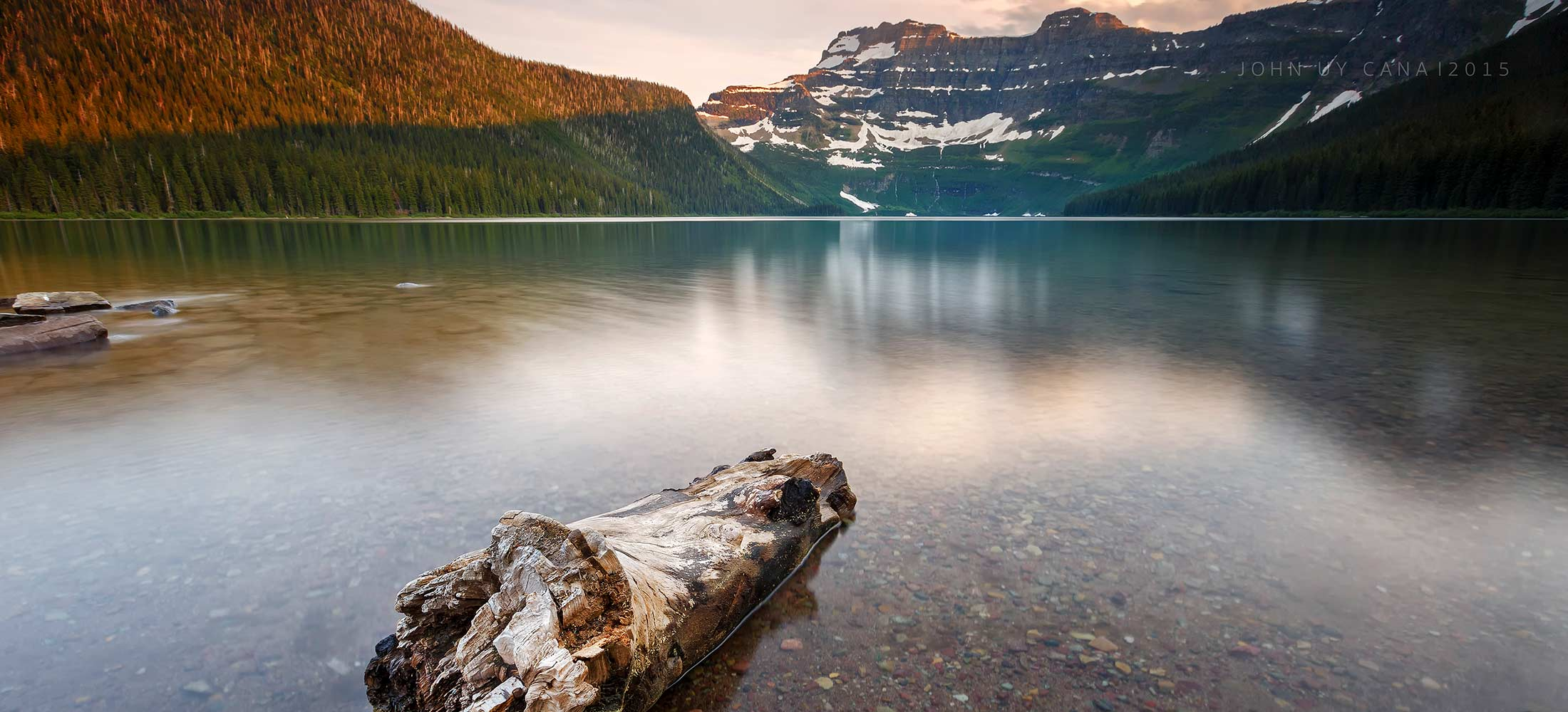 A photo of beautiful Waterton Lakes National Park from John Uy Cana.